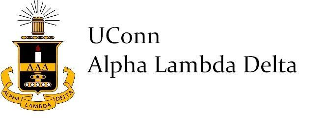 Alpha Lambda Delta Logo